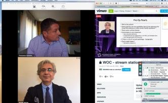 Dünya Oftalmoloji Kongresinde Akıllı Lensler