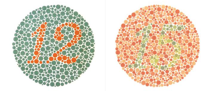 göz renk testi 1