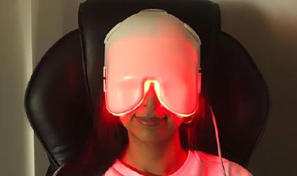 IPL Göz Tedavisi, Lazer ve Işık Modülasyon Maskesi