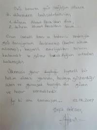 Ahmet hocadan önce, Ahmet hocadan sonra!