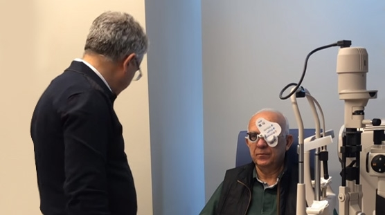 Akıllı Lensle Yakın Görme
